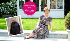 mary mcevoy weight loss