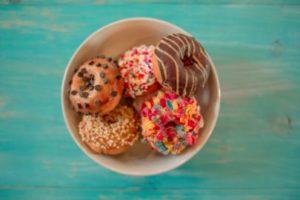 Mindful Eating Doughnuts
